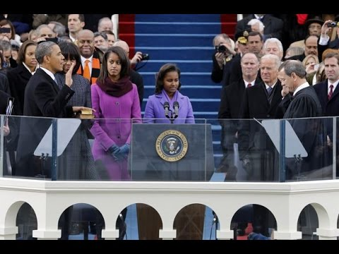 The Presidential Inauguration of Barack Obama  2013