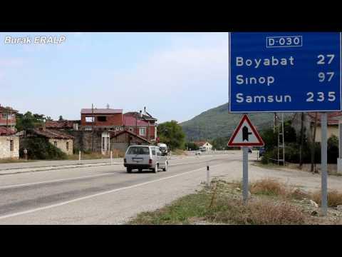 Sinop İli Boyabat İlçesi Gökçeağaçsakızı Köyü  Videosu