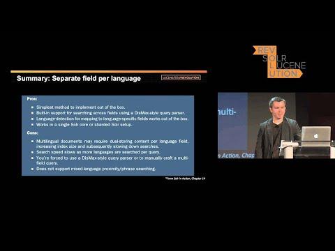 Semantic & Multilingual Strategies in Lucene/Solr
