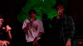 Bye Bye - P-HOT×LAZYLOXY × OG.ANIC (LIVE) @ DND | Cr. TATAEW