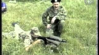 Стрельба. Обучение стрельбе лежа
