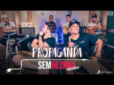 Sem Reznha Acústico - Propaganda - Jorge e Mateus *PAGODE*