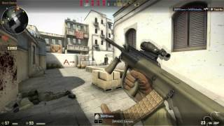 Video CS: GO - Part 23: We're Hardcore MLG players :D (PC)(Let's Play)(Live commentary)[HD] download MP3, 3GP, MP4, WEBM, AVI, FLV November 2017