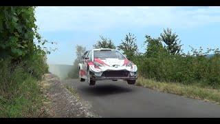 WRC Rallye Deutschland 2019 | Kris Meeke PET - Toyota Yaris WRC