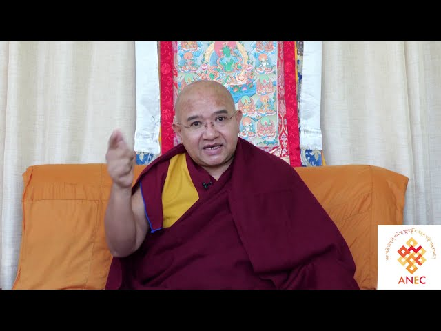 Teaching of Nonviolence in Buddhism.  Turn on CC for English Subtitles