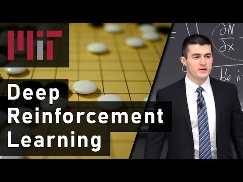 MIT 6.S094: Deep Reinforcement Learning