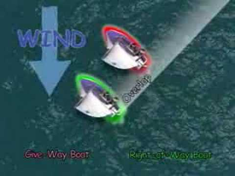 ISAF Rule 11 Windward Leeward -Part 10