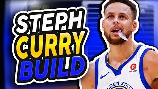HOW TO MAKE A STEPHEN CURRY BUILD ON NBA 2K19 | TOP 3 BEST POINT GUARD BUILDS