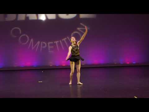Asia Pacific Dance Competition 2017 - Lo Tin Suet (Modern)