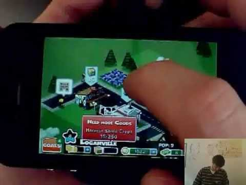 CityVille Gameplay - Mobile Usability Testing - Spotless Interactive