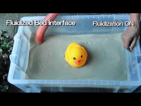 流動床インターフェース(英語字幕版)/Fluidized Bed Interface
