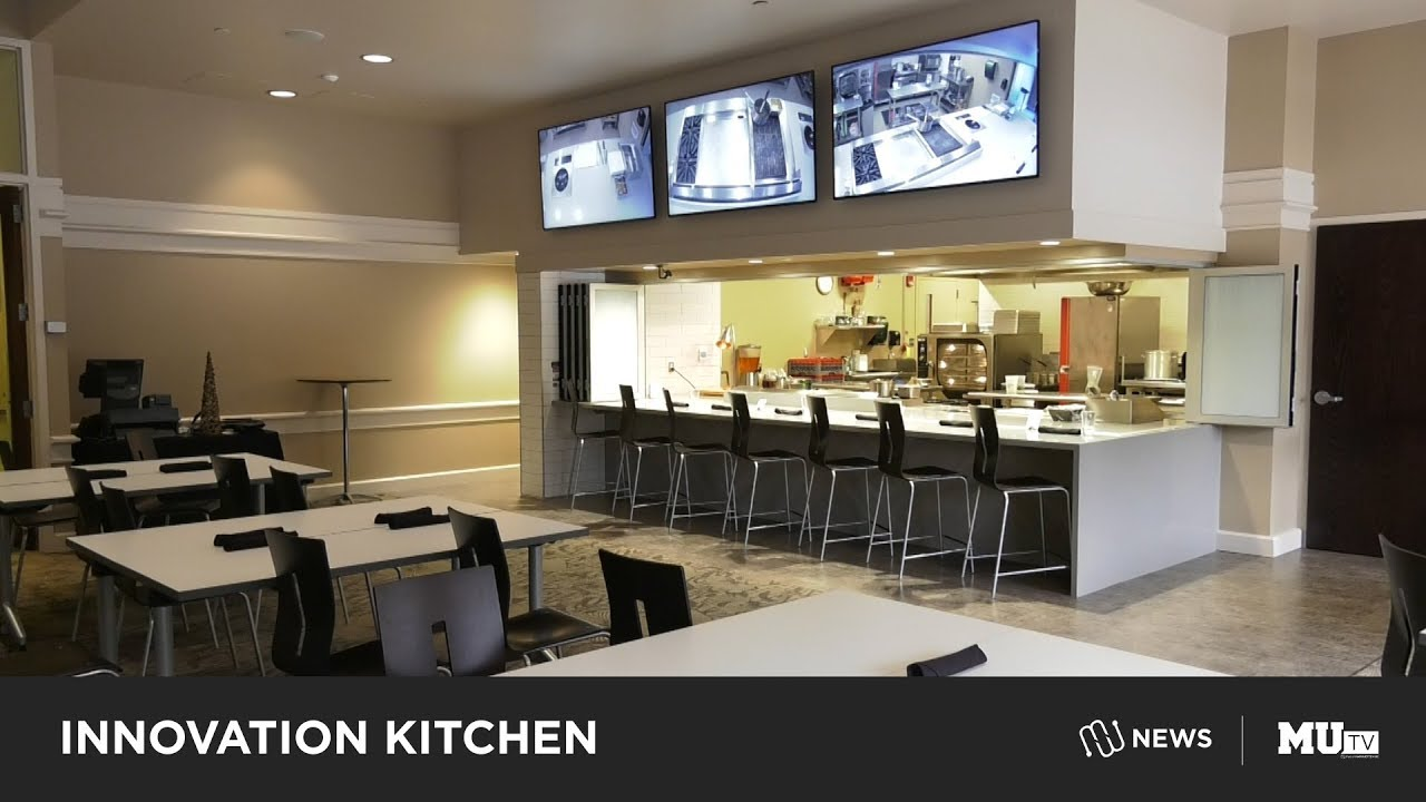 Innovation Kitchen Opens For Business Youtube