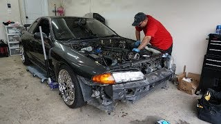 Project Nissan R32 Skyline GTR | Engine Overhaul | Part 1