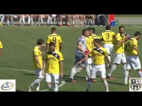 Ciliverghe-Virtus Bergamo 1909 2-1, Finalissima playoff Girone B Serie D 2016/2017