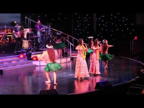 Legends in Concert Waikiki 'Rock-a-Hula' Show - Oahu
