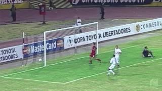 America 1x5 Santos - Copa Libertadores 2003 - Group Stage