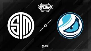 TSM vs. Luminosity Gaming - Villa - Rainbow Six Pro League - Season XI - NA