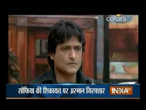 Bigg Boss 7: Armaan Kohli arrested by Lonavla Police