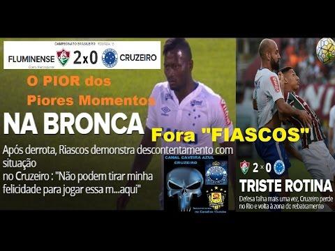 Fluminense 2 x 0 Cruzeiro Melhores Momentos Narração Albertinho Lombriga 98FC 98Live Brasileiro16 15
