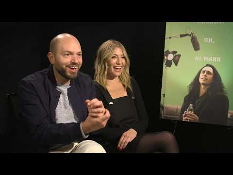 Ari Graynor and Paul Scheer talk about working with James Franco in The Disaster Artist