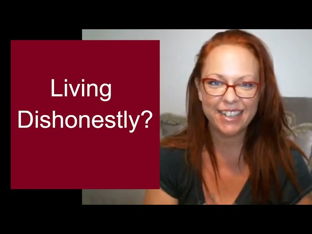 Living With #Integrity & #Honesty   FB Live 11/14/19