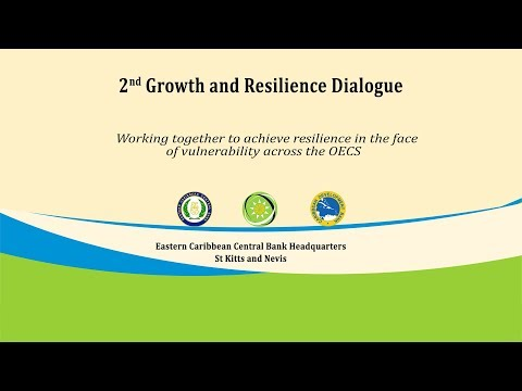 ECCB Connects Season 6   Episode 8 _ 2nd Growth and Resilience Dialogue