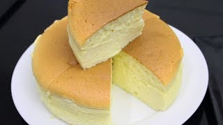 Resep JAPANESE CHEESECAKE