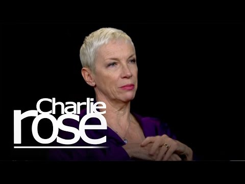 Annie Lennox on Twerking and Feminism (Oct. 23, 2014) | Charlie Rose