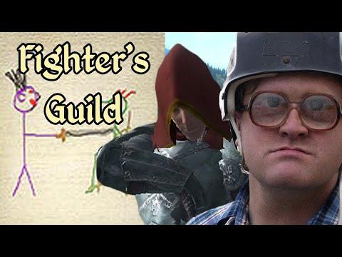Briefly About Fighter's Guild || The Elder Scrolls IV: Oblivion