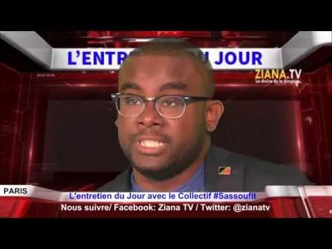 """DIASPORA. Collectif #Sassoufit: """"nous allons intensifier le combat contre le régime de M. 8%"""""""