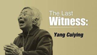 The Last Witness: