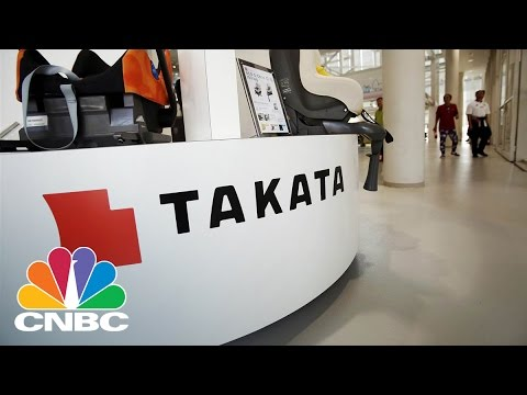 Takata Will Plead Guilty To Wire Fraud, Agrees To $1B Settlement | Power Lunch | CNBC