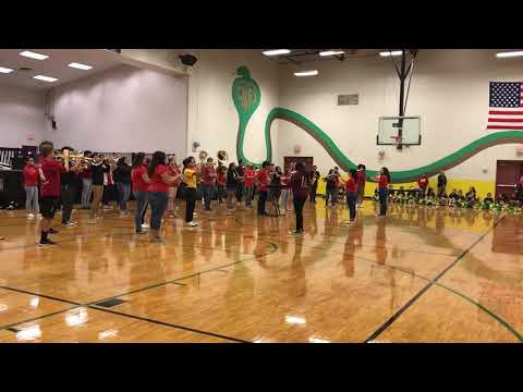 Kofa at Somerton Middle School 11-2-18