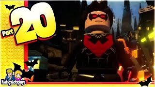 LEGO BATMAN 3 - Unlocking NIGHTWING, Polka Dot Man and Toyman!