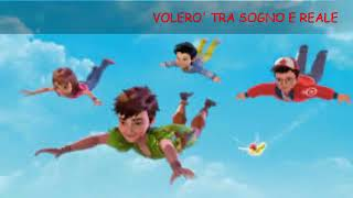 Le nuove avventure di Peter Pan - Sulle ali del mondo Low