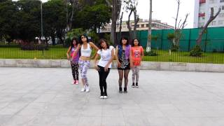 4STEPS Hot Issue [4Minute Dance Cover] Ensayo