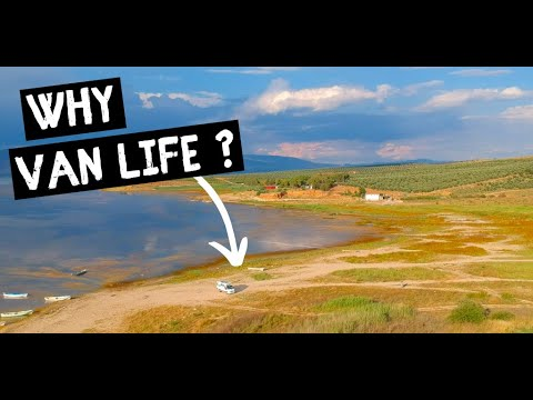 WHY WE LIVE IN A VAN ? | Van Life Turkey