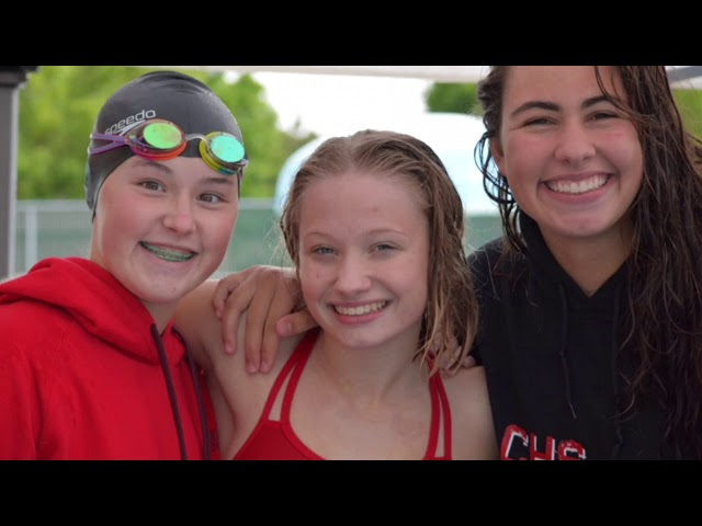 Camas Girls Swim Team Adjusting to New Pool