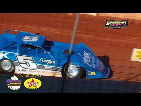 SAS | Heat Two | Cherokee Speedway | March 4 , 2018