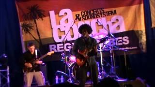 The Producers-Prince Jamo@La Concha Reggae Vibes 2013