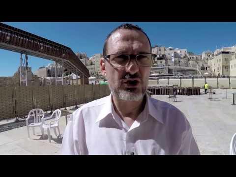 ISRAEL: Pourquoi le nom de Dieu a-t'il ete oublie ? Allan Rich