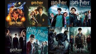 Как менялись актёры «Гарри Поттера» в разных частях фильма