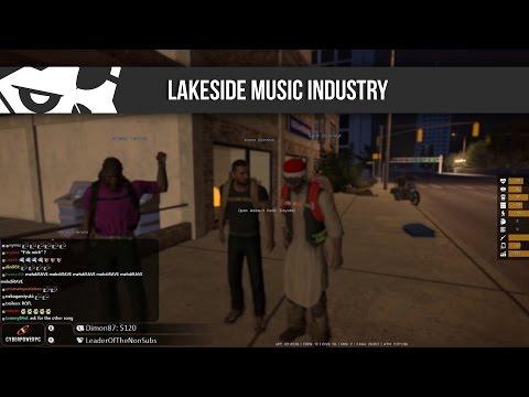ArmA 3 Life: Lakeside Music Industry