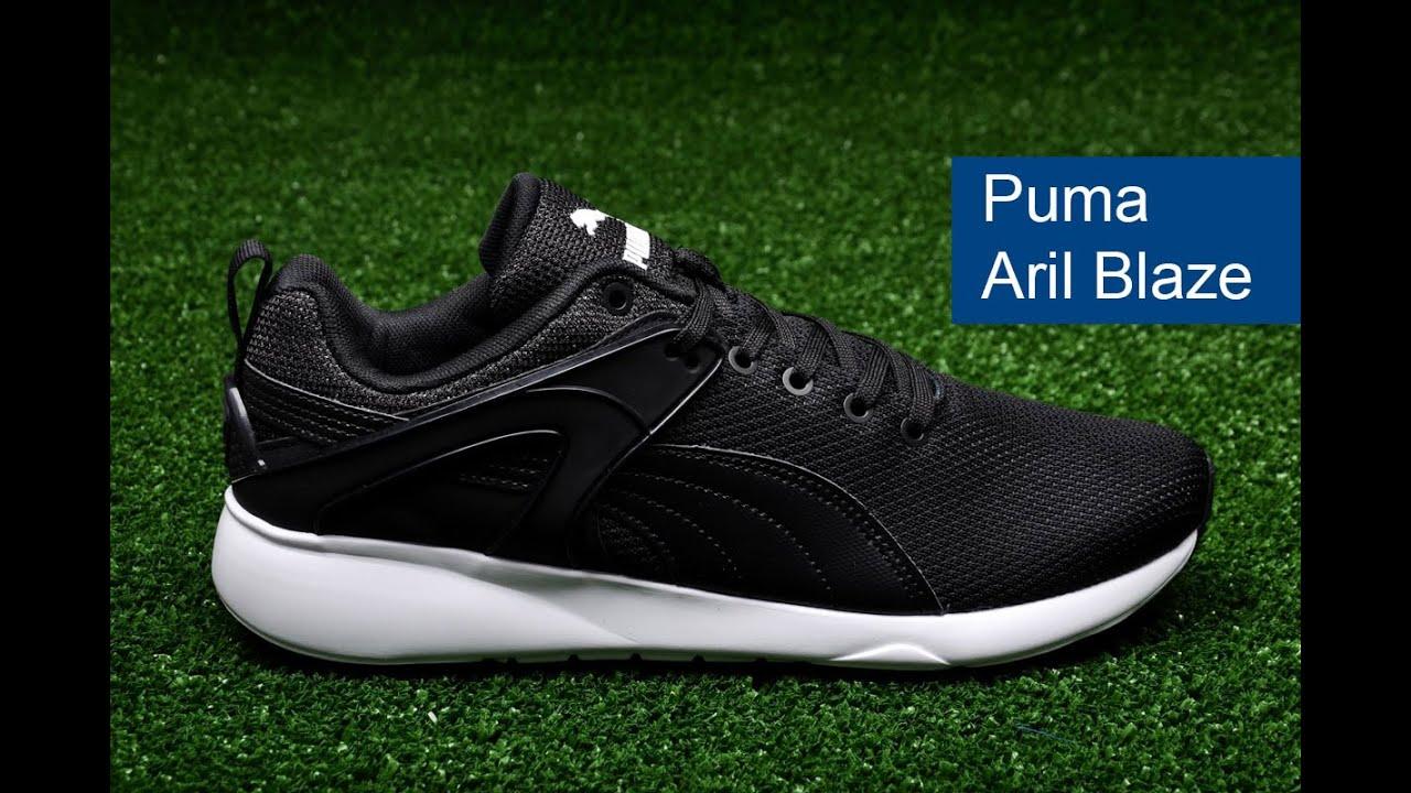 979f760bd778 Puma Aril Blaze обзор - YouTube