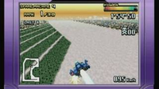 CGRundertow - F-ZERO: GP LEGEND for Game Boy Advance Video Game Review