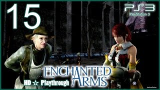 Enchanted Arms 【PS3】 -  Pt.15「London City」