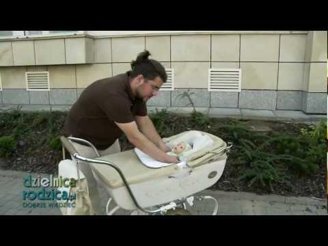 Inglesina classica - video-test wózka