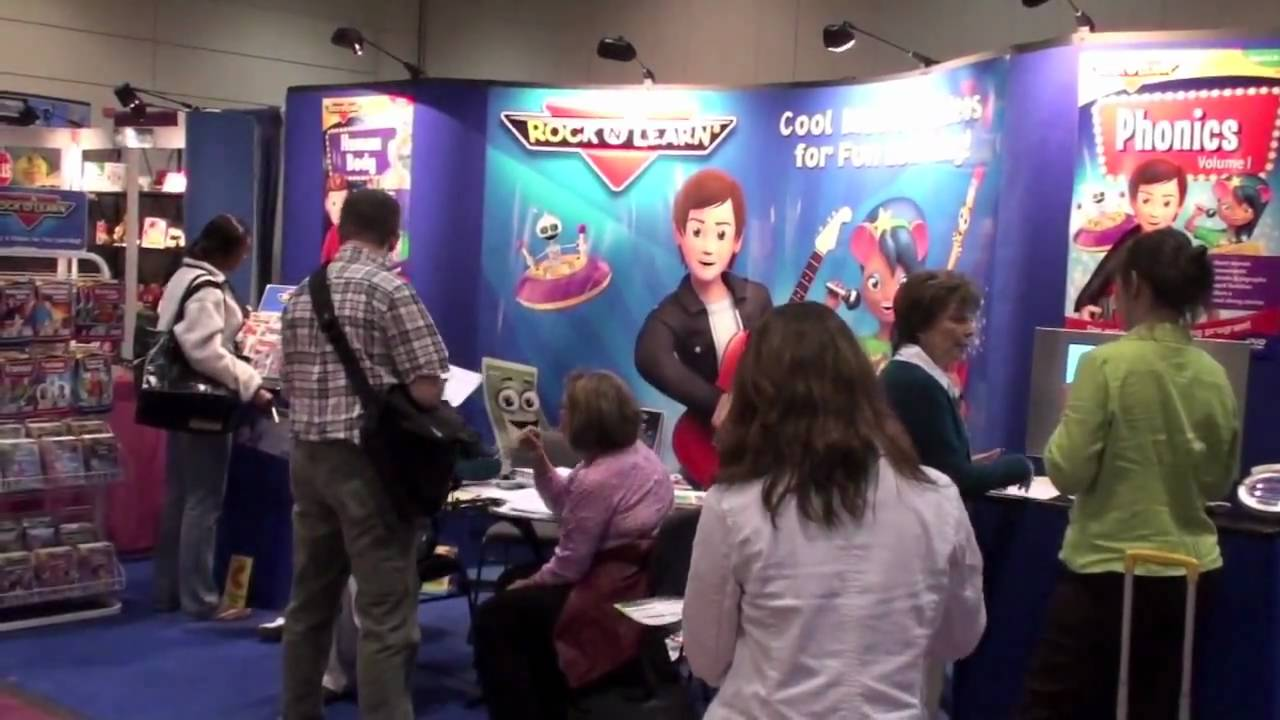 NSSEA Ed Expo 2010 With Rock 'N Learn - YouTube
