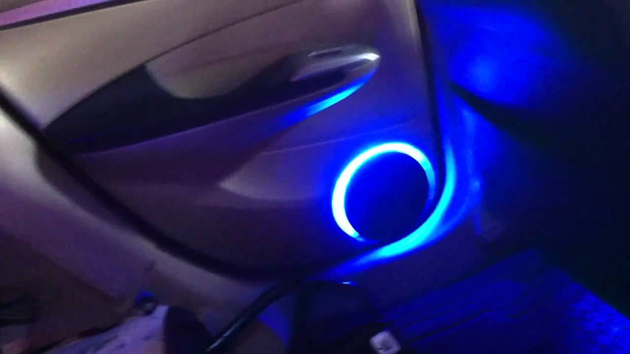 Honda City Modified Music System Youtube