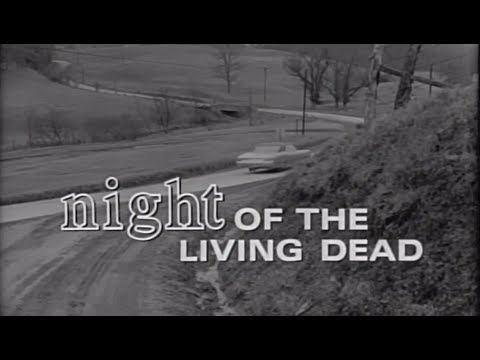 Night Of The Living Dead (George A. Romero) HD Full Movie Remastered [1968 En; Subs: En-Fr-Es]